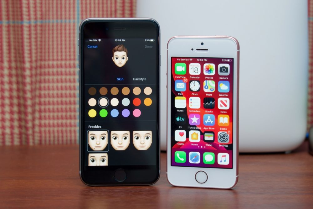 iOS 13 iPhone 6s iPhone SE 1000x667 Apple cesse de signer iOS 13.5.1 après la sortie diOS 13.6 : restauration et mise à jour bloquées