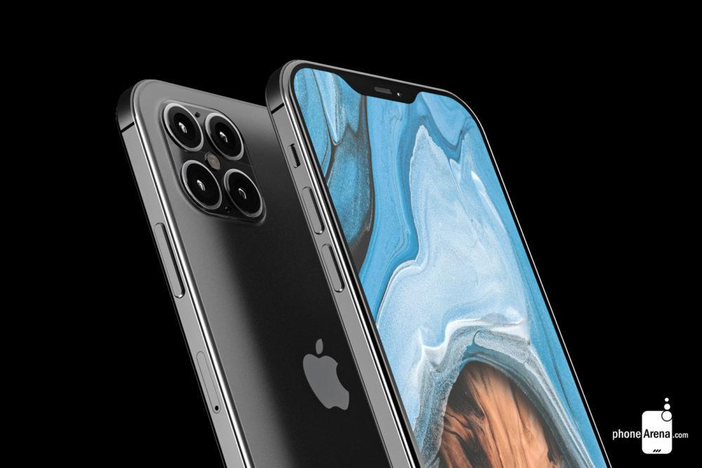 iPhone 12 rendus cameras 1 1000x667 Les iPhone 5G vont participer à la croissance des ventes de smartphones en 2020