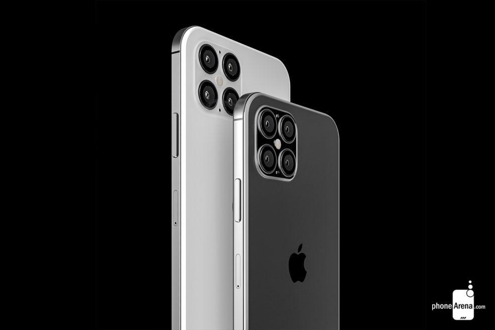 iPhone 12 rendus cameras 1000x667 Une rumeur indique que liPhone 12 de 6,7 pouces sera plus fin que liPhone 11 Pro Max