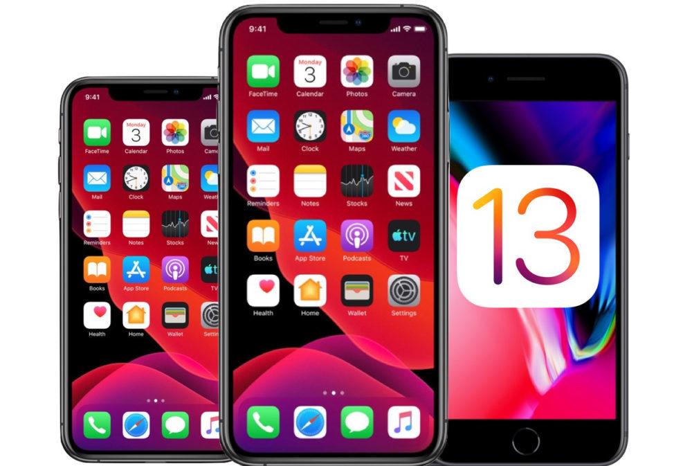 ios 13 iphone 1000x673 Apple publie la première bêta diOS 13.3.1 et diPadOS 13.3.1