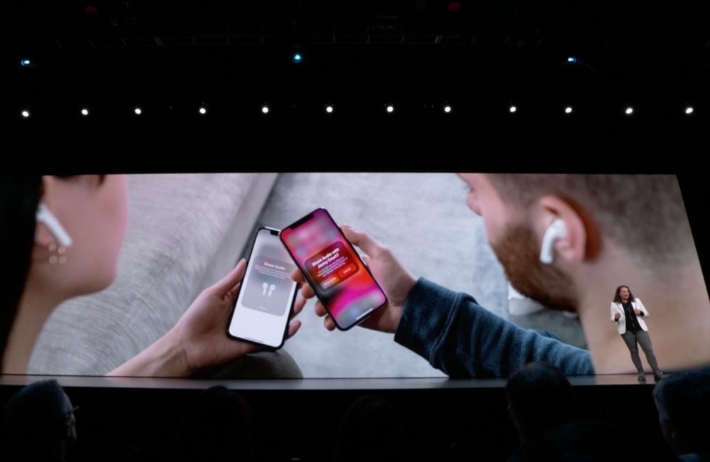 iphone partage audio Comment écouter de la musique à 2 sur un même iPhone avec le partage audio