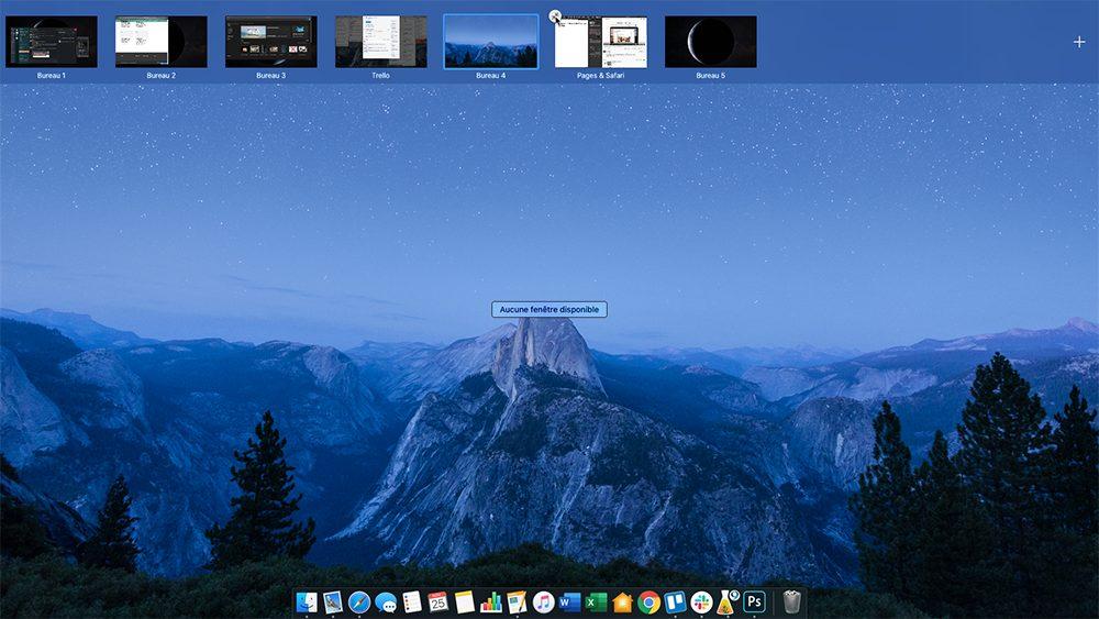 mac split view arreter Comment utiliser Split View avec un Mac