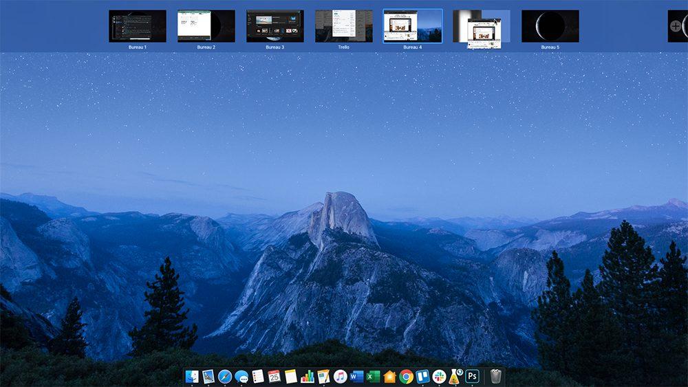 mac split view mission control Comment utiliser Split View avec un Mac