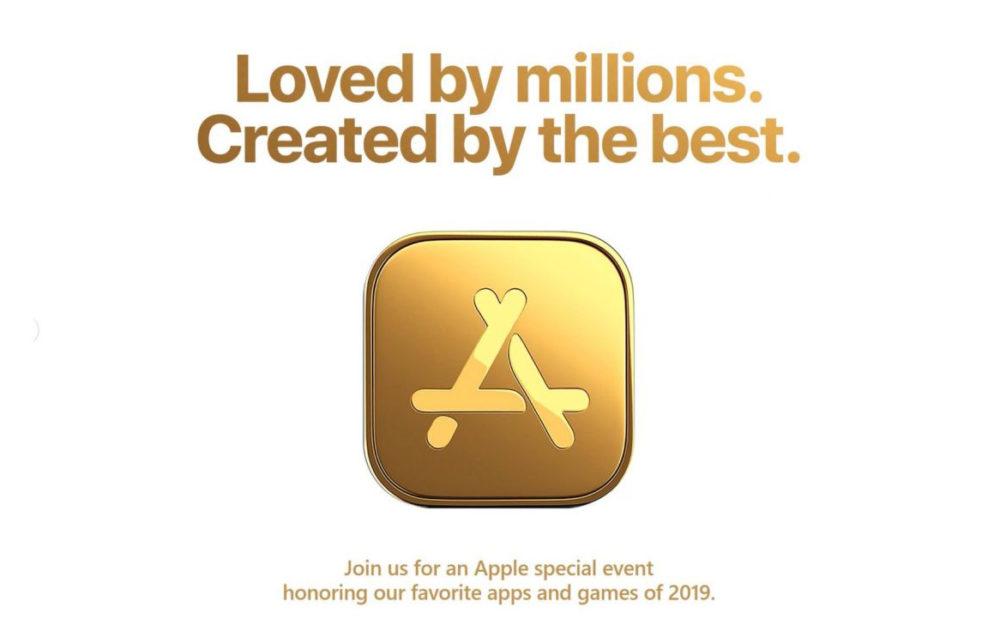 Spécial Event d'Apple : Les meilleurs applications et jeux de l'année