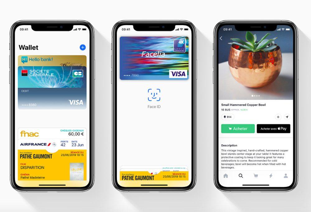 Apple Pay Paiement Apple confirme larrivée dApple Pay au LCL, au Crédit Mutuel et au Crédit Agricole...