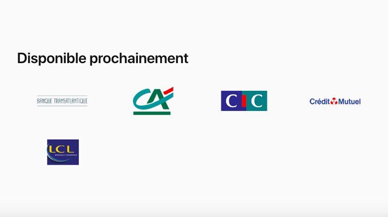Apple Pay Site Apple Nouvelles Banques Apple confirme larrivée dApple Pay au LCL, au Crédit Mutuel et au Crédit Agricole...