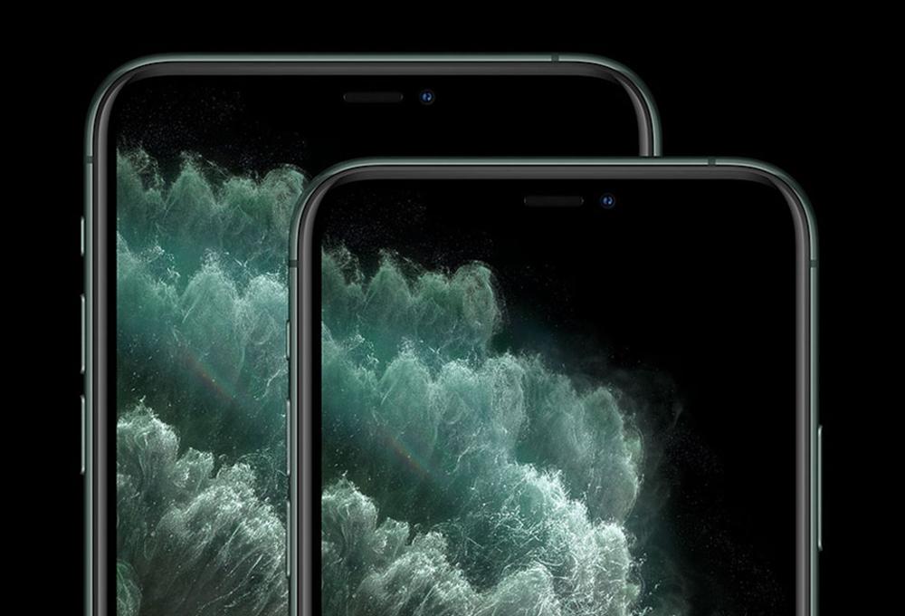 Apple iPhone 11 Pro Max Ecran Les iPhone 12 auraient des écrans de 5,4 à 6,7 pouces plus fins