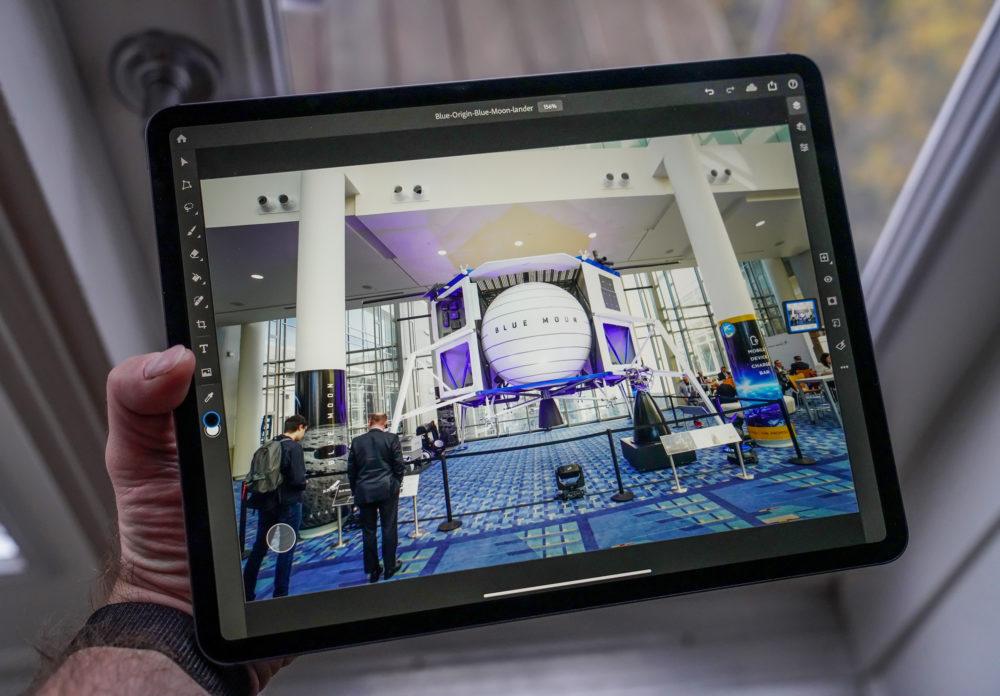 photoshop ipad pro Photoshop sur iPad mis à jour : loption « Sélectionner un sujet » est désormais disponible