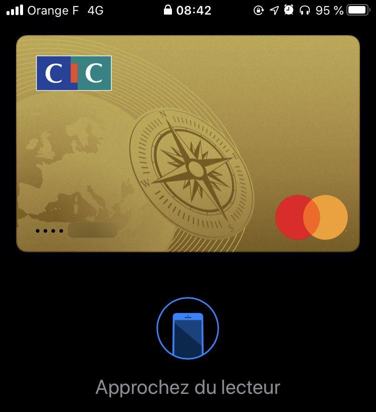 Apple Pay CIC Apple Pay arrive au CIC et au Crédit Mutuel Alliance Fédérale
