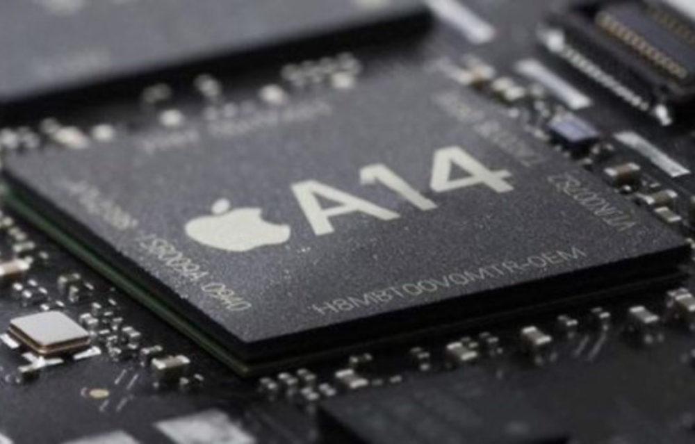 La puce A14 pourrait rendre liPhone 12 aussi puissant que le MacBook Pro 15 pouces