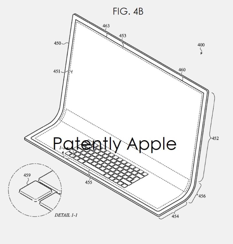 Brevet iMac Bloc de Verre 3 Un brevet déposé par Apple imagine un iMac en une seule plaque de verre courbée