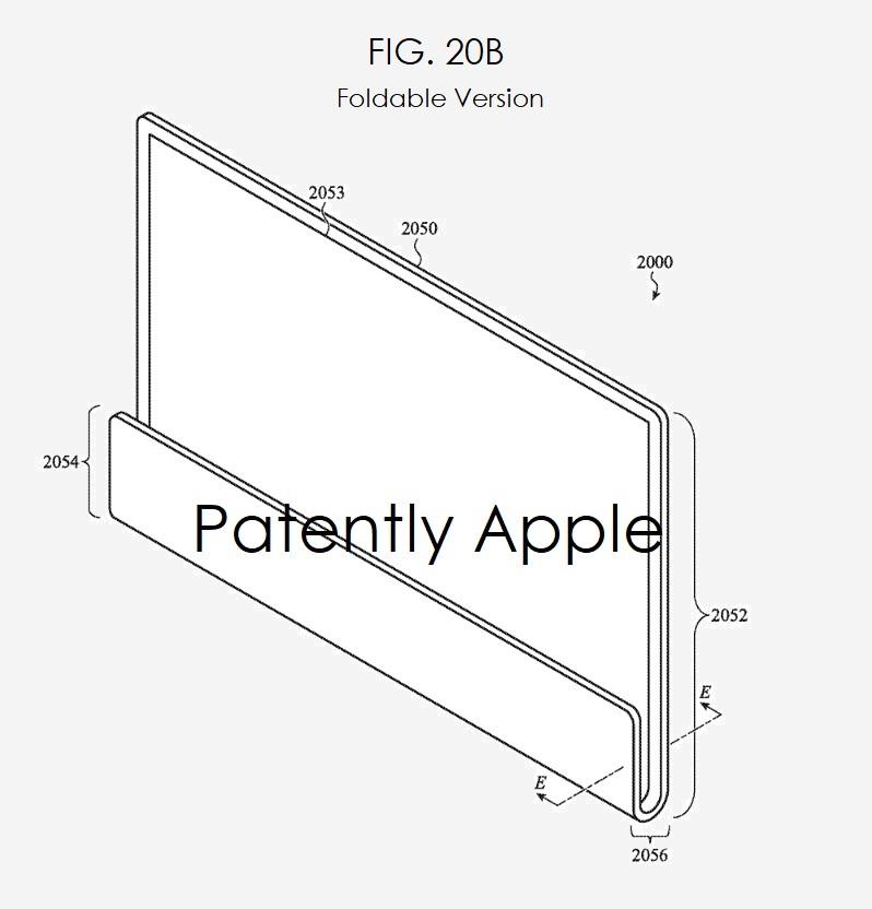 Brevet iMac Bloc de Verre 6 Un brevet déposé par Apple imagine un iMac en une seule plaque de verre courbée