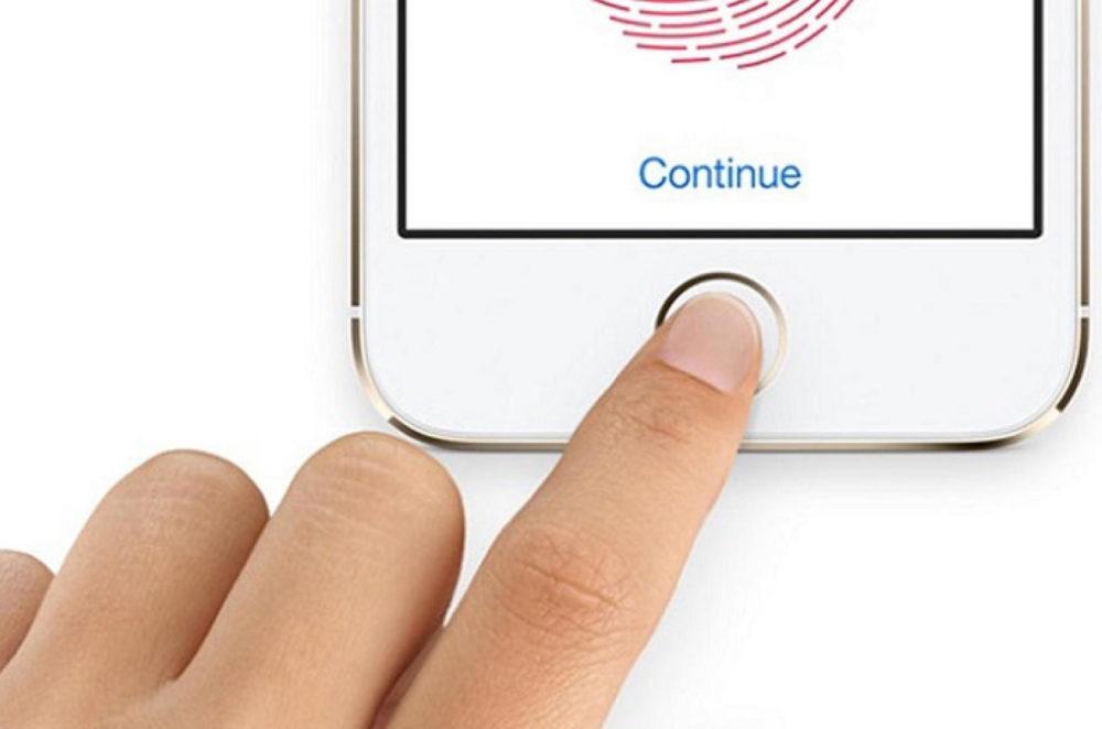 Touch ID iPhone Apple préparerait un iPhone avec Touch ID sur le bouton dallumage pour 2021