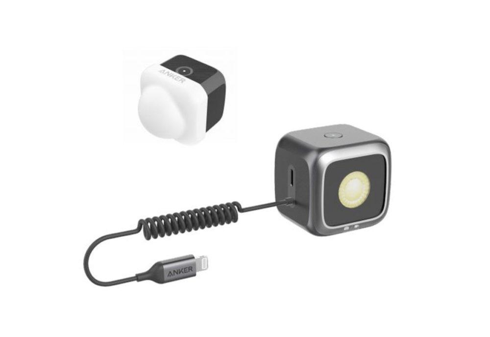 anker mfi iphone led flash Le premier flash LED pour iPhone certifié MFi est désormais disponible