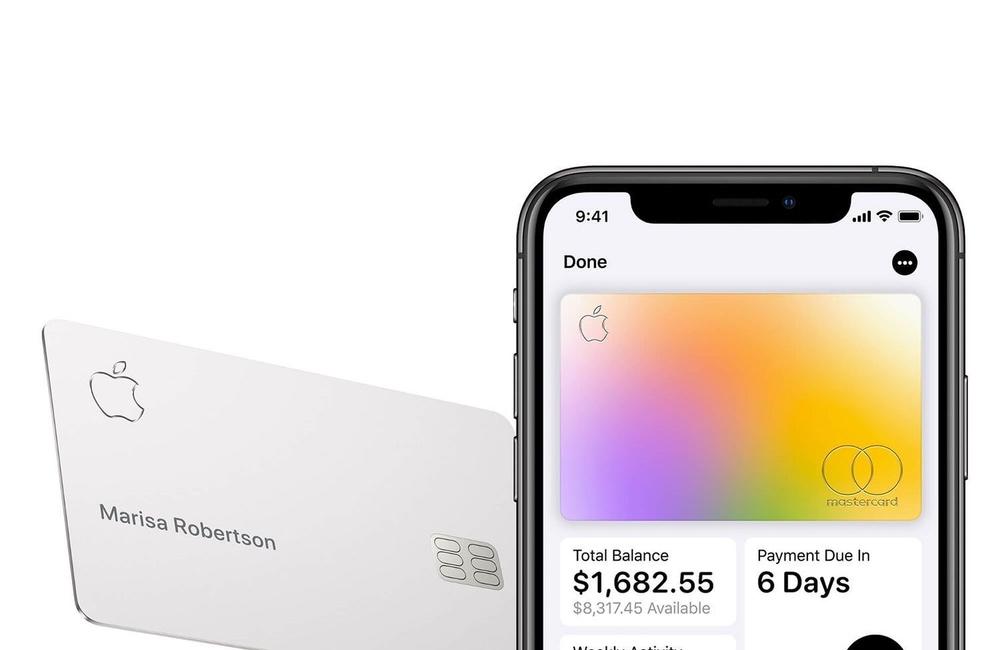 apple card L'exportation des relevés mensuels de l'Apple Card