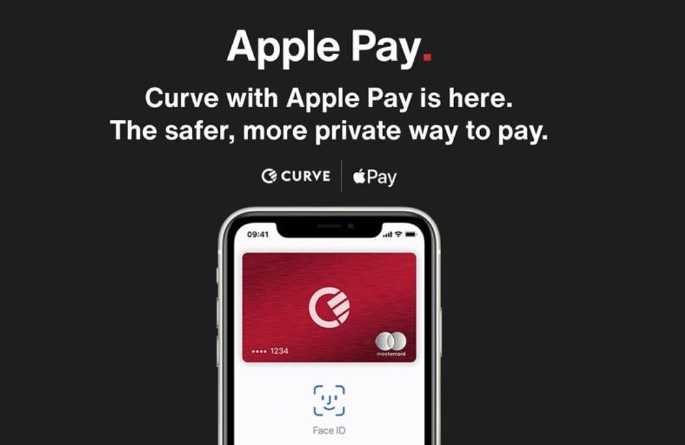 apple pay curve Apple Pay avec toutes les cartes grâce à Curve en Europe