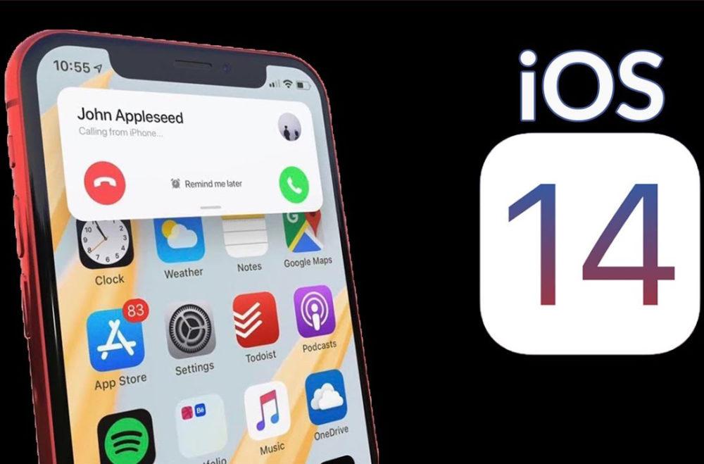 iOS 14 iOS 14 serait compatible avec tous les iPhone compatibles avec iOS 13