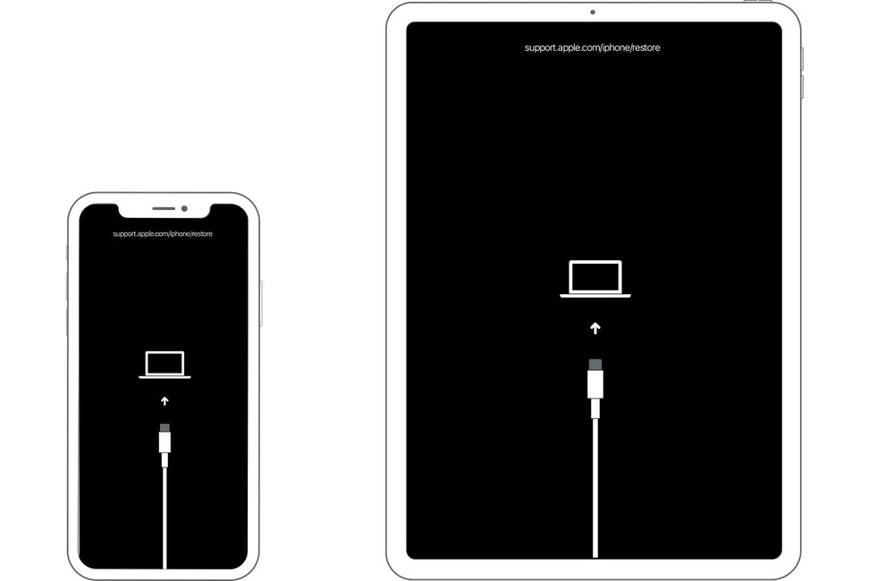 iphone ipad recovery mode Comment mettre son iPhone ou iPad en mode recovery