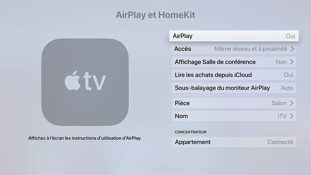 mac airplay apple tv Comment faire une capture décran sur iPhone, Mac, Apple Watch, Apple TV