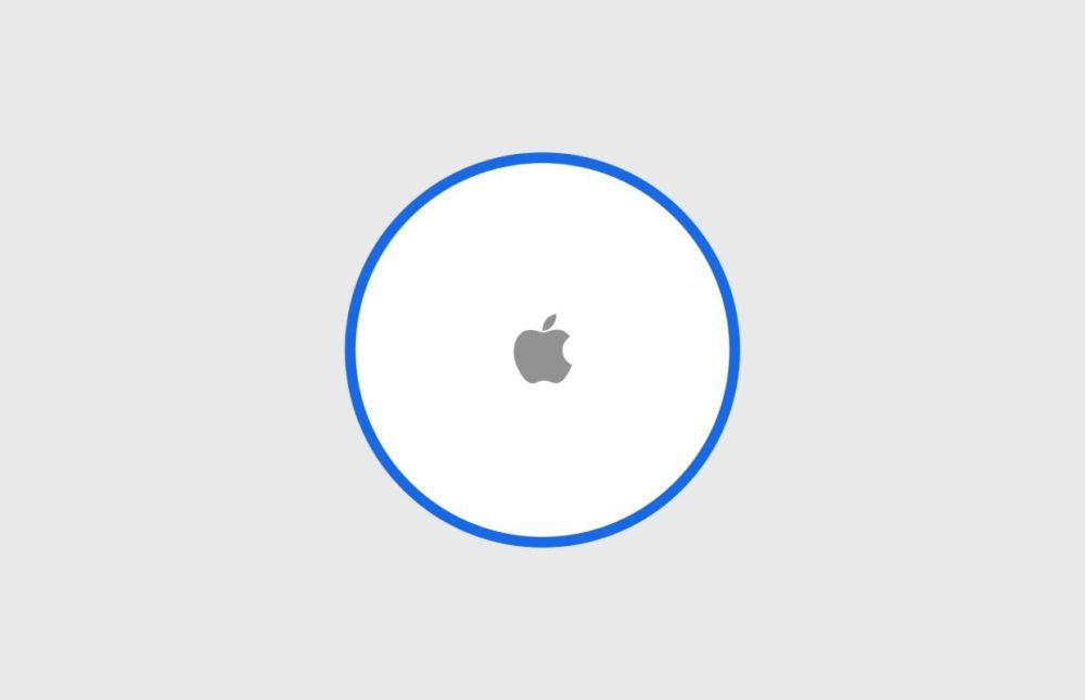 Apple AirTag Une trace des AirTags, le traqueur dobjets dApple, retrouvée dans lapp Localiser sur iOS 14.3
