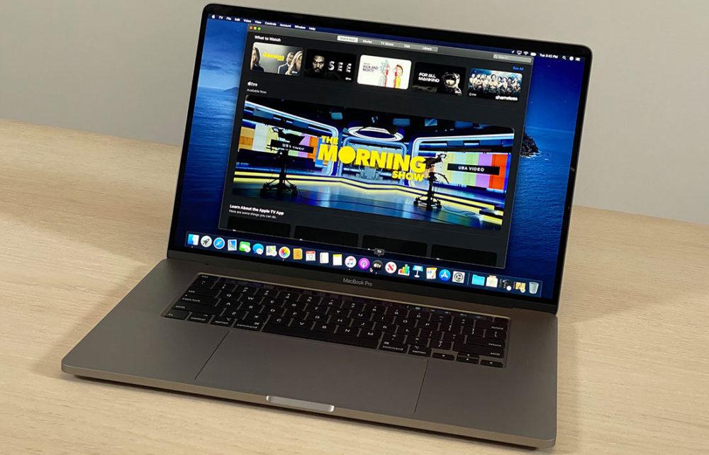Apple MacBook Pro 16 Pouces Les MacBook Pro 16 pouces reconditionnés arrivent en France