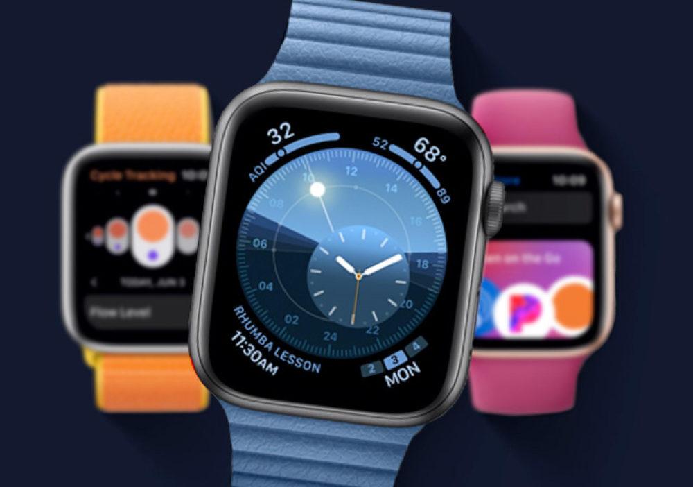 Apple Watch watchOS 6 watchOS 6.1.3 et watchOS 5.3.5 disponibles : des correctifs sont au rendez vous