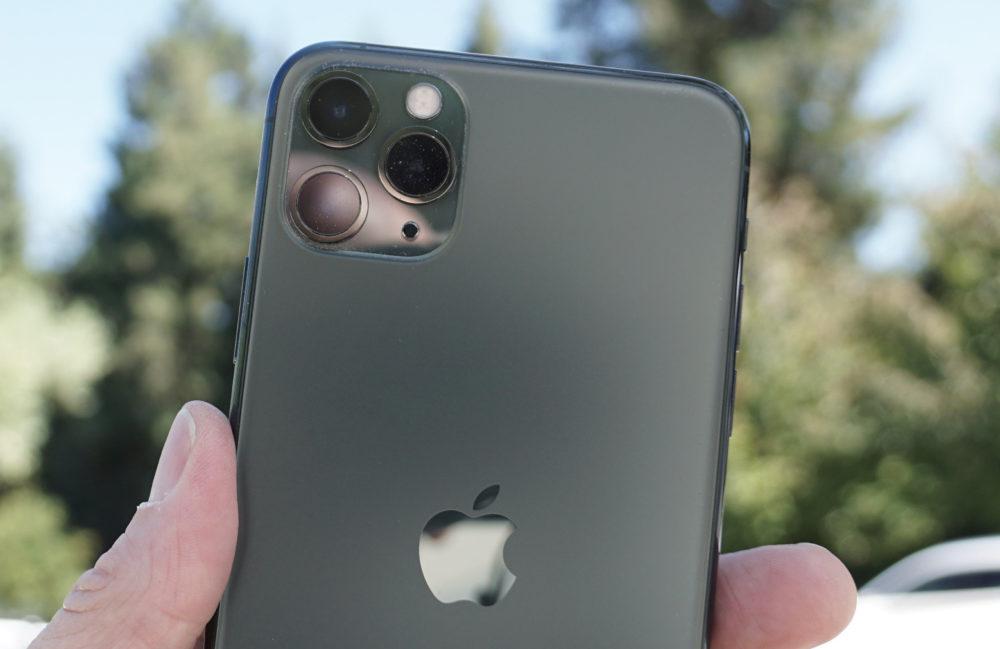 Apple met en évidence lobjectif ultra grand angle de liPhone 11 Pro dans une nouvelle vidéo