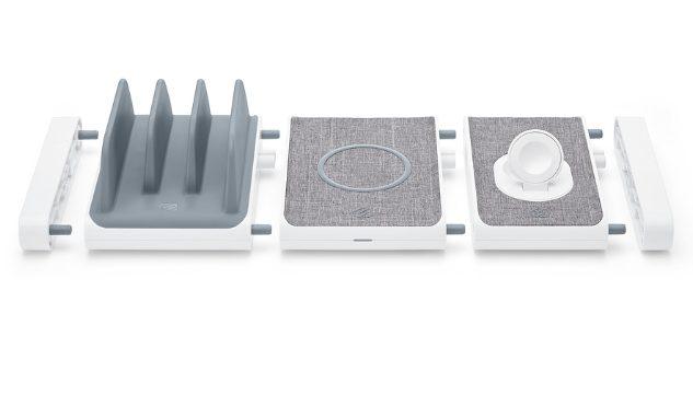 BaseLynx de Scosche 4 Apple vend la borne de recharge BaseLynx de Scosche sur lApple Store en ligne et physique