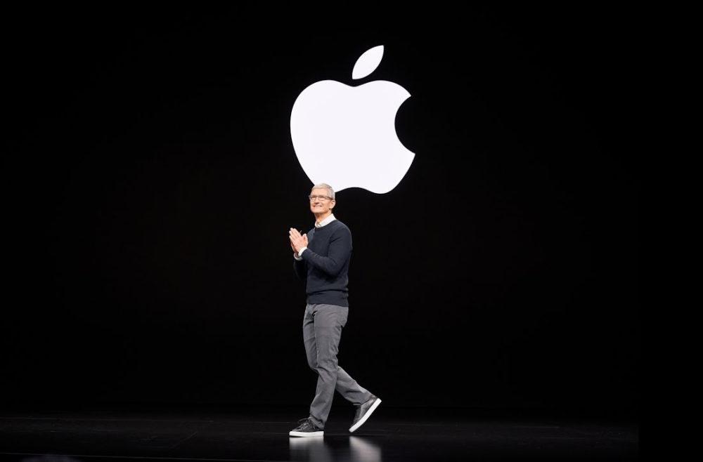 Keynote Apple Tim Cook Coronavirus: Apple suggère à ses employés en France et dautres pays de rester travailler chez eux