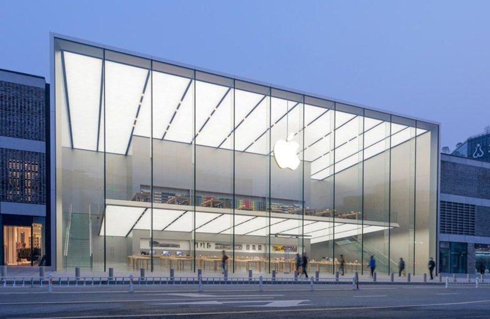 apple store chine Les Apple Store de Hong Kong rouvrent partiellement