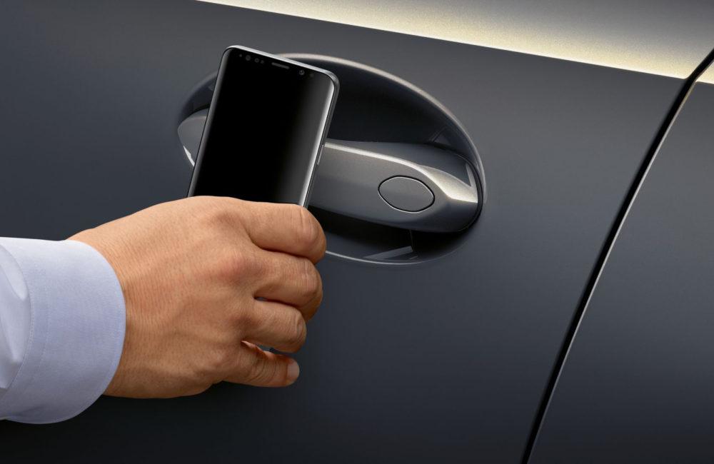 bmw digital key CarKey dApple vous permettra denvoyer des clés numériques à laide de lappli Messages