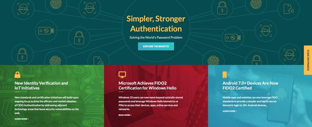 fido alliance L'authentification à 2 facteurs, l'avenir du mot de passe ?