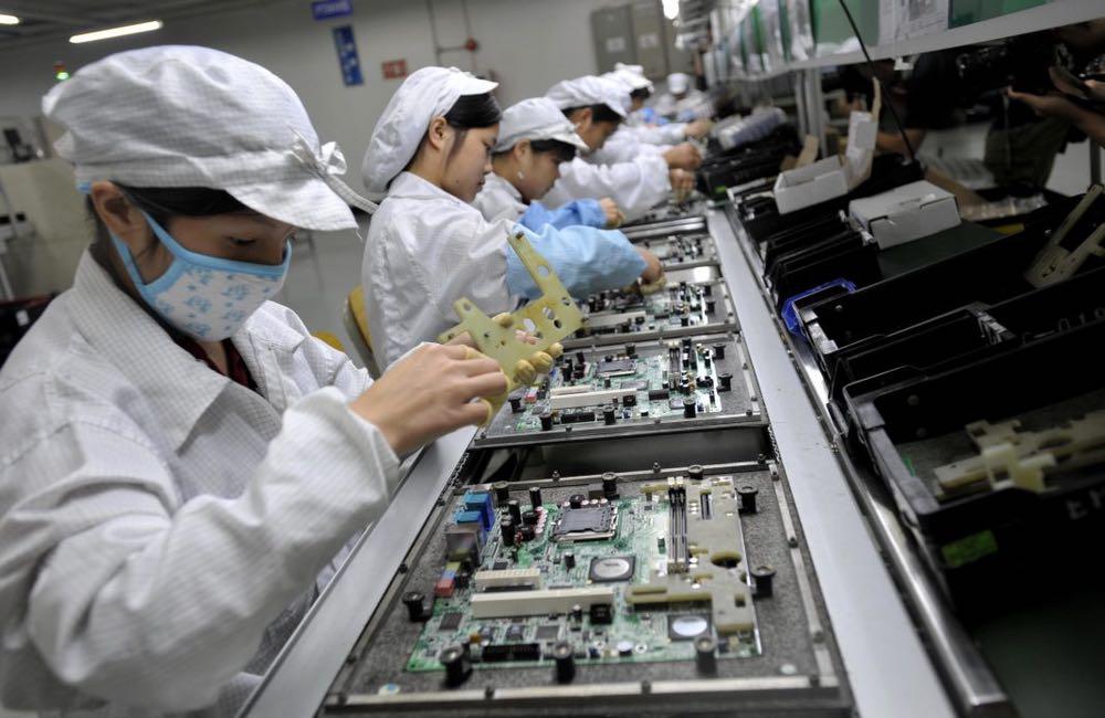 foxconn usine Le coronavirus impact toujours plus les productions d'iPhone