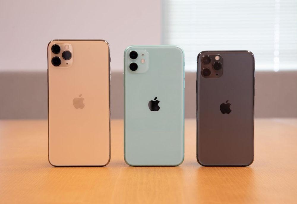 iPhone 11 11 Pro Max Les livraisons diPhone au premier trimestre chuteraient de 10% en raison de coronavirus