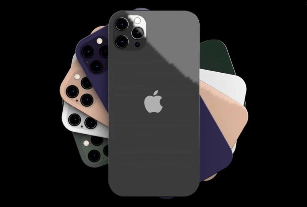 iPhone 12 Pro Rendu 3D iPhone 12 : une présentation en septembre, mais une disponibilité en octobre ?