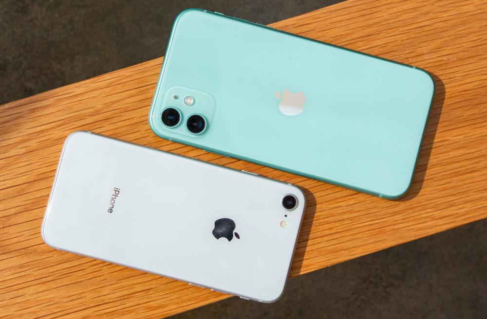 iPhone 8 Silver iPhone 11 Coronavirus : les fournisseurs Apple se préparent pour liPhone 9, mais la production de liPhone 12 pourrait être perturbée