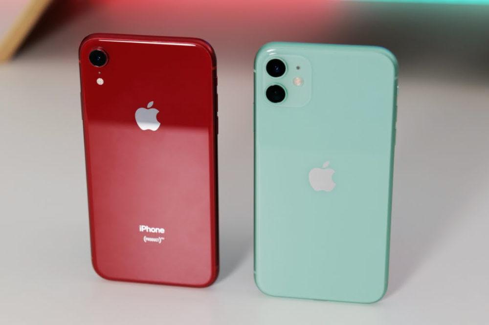 iPhone XR iPhone 11 Inde : les iPhone 11 et XR ont permis à Apple de gagner du terrain