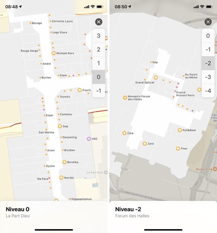 iphone plans interieurs Plans avance doucement dans les plans intérieurs en France