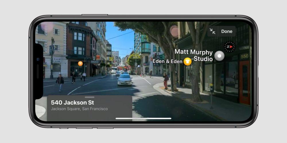 street view apple maps Les nouvelles cartes de Plans en Europe arriveront dans quelques mois