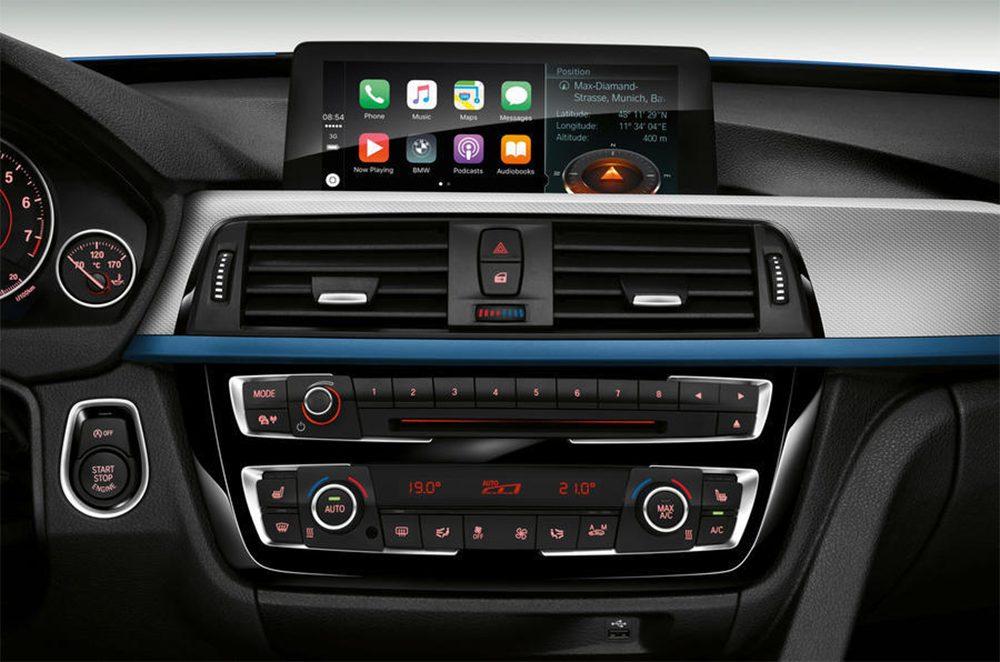 Apple CarPlay BMW BMW annonce labandon de labonnement payant afin dutiliser CarPlay dApple (France)