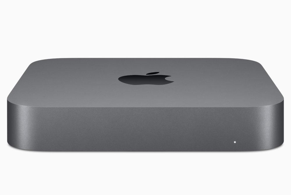 Apple met à jour le Mac mini en doublant la capacité de stockage
