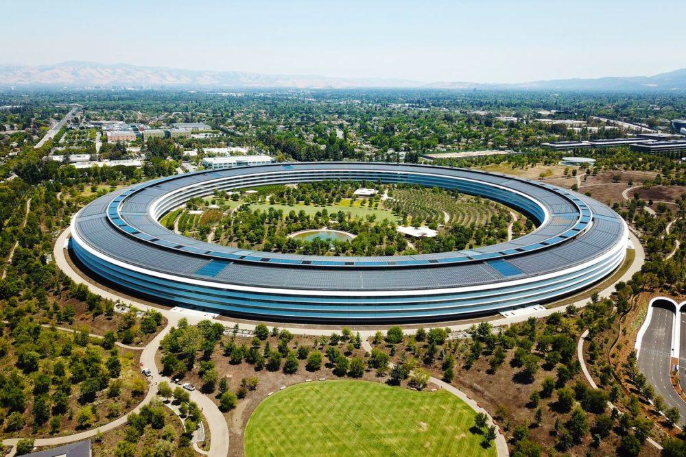 Apple Park Siege La première keynote dApple pour 2021 serait organisée le 23 mars prochain