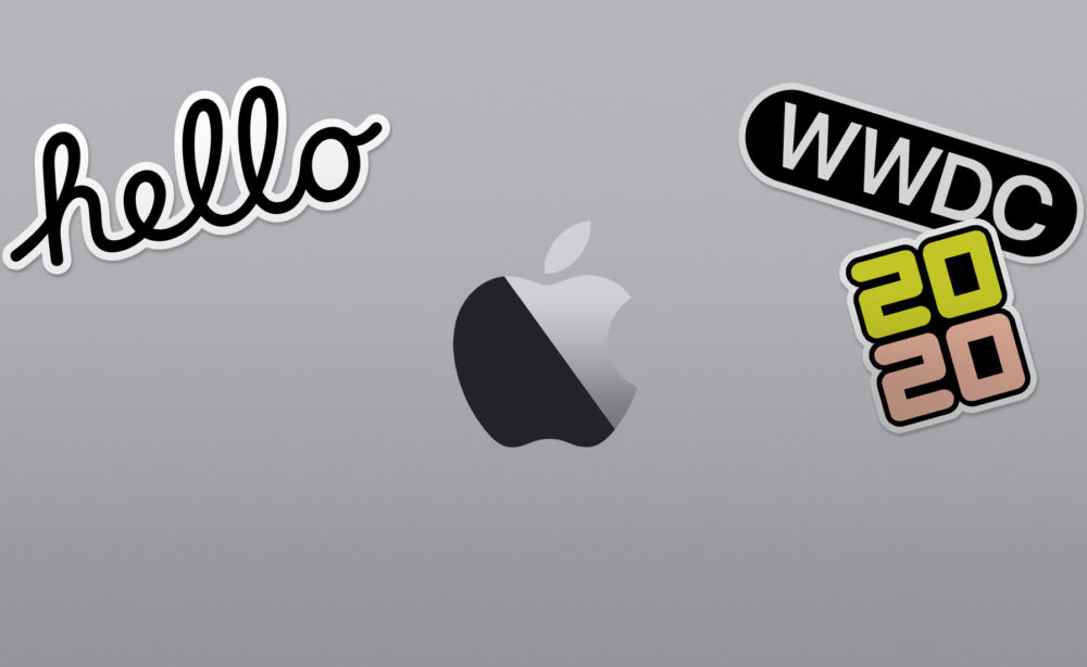 Apple WWDC 2020 Apple annonce que la WWDC 2020 se fera en ligne