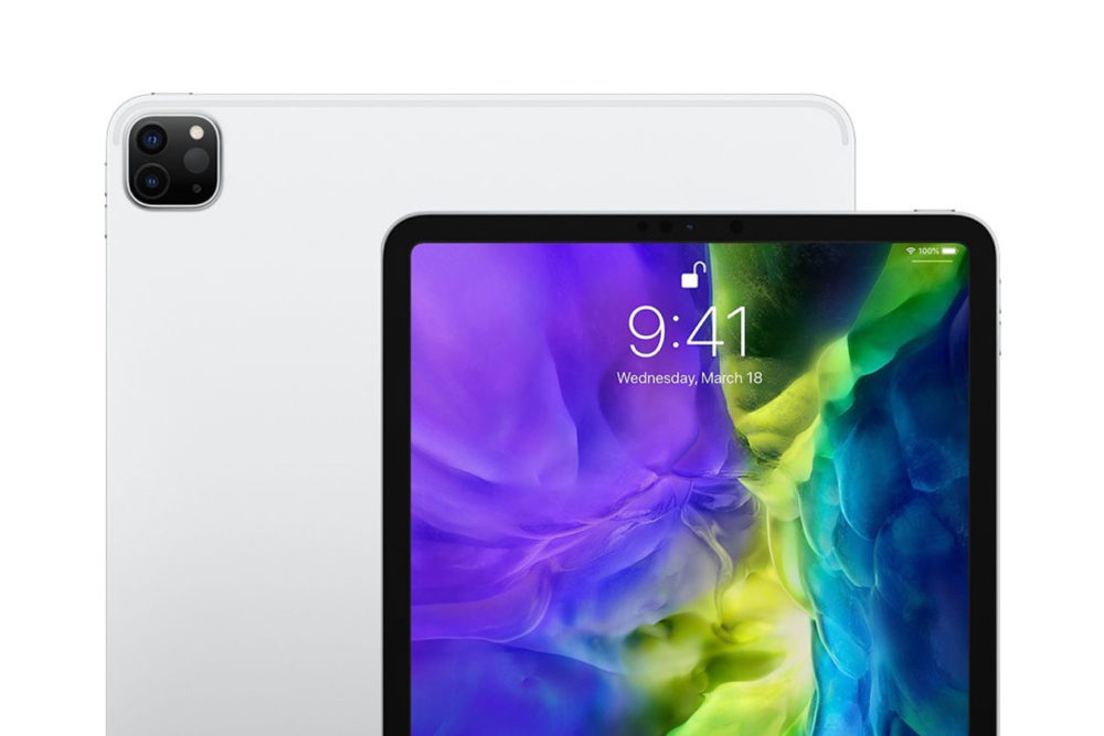 Apple iPad Pro 2020 1 Tous les iPad Pro 2020 disposent de 6 Go de RAM et de la puce U1