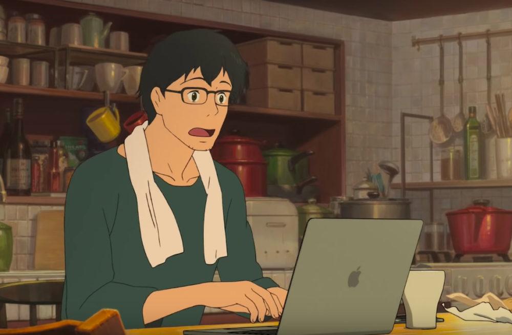 Behind the Mac Pub Facon Anime Behind the Mac : Apple publie une nouvelle vidéo façon anime