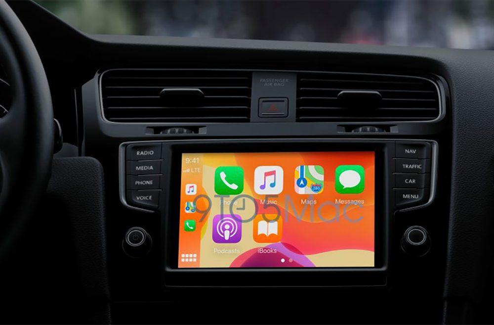 CarPlay iOS 14 iOS 14 : CarPlay supporterait les fonds décran et davantage de détails dans Plans