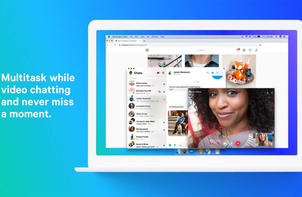 Facebook Messenger Mac Facebook propose son application Facebook Messenger sur Mac
