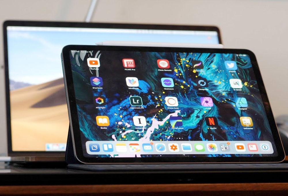 MacBook Pro 2019 iPad Pro Apple proposerait des iPad et MacBook avec des écrans OLED en 2022