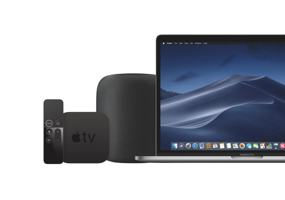 MacBook Pro Apple TV Bêta 4 de macOS 10.15.4 et de tvOS 13.4 disponibles