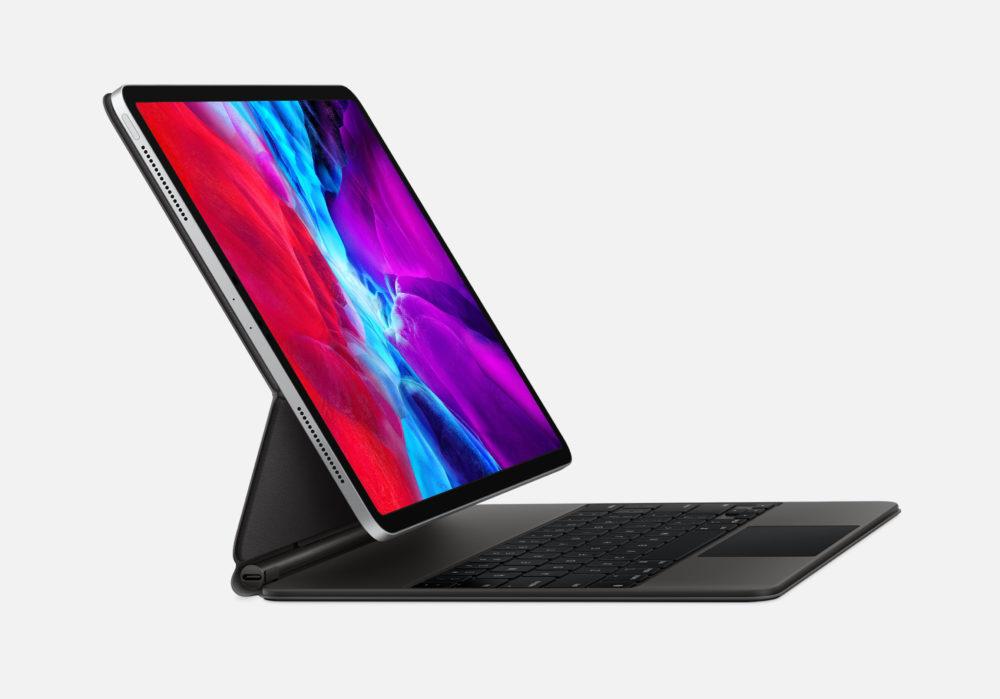 Apple dévoile un nouvel iPad Pro avec un Magic Keyboard doté dun trackpad